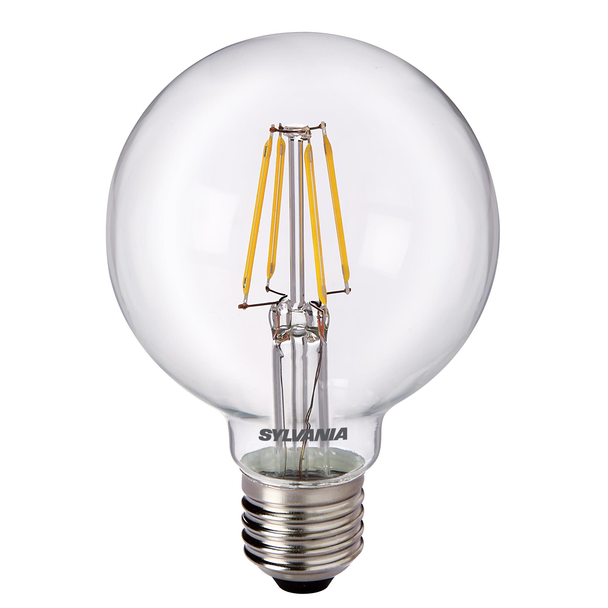 Sylvania led lampen toledo retro g80 parisarafo Choice Image
